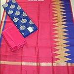 Chanderi Cotton Dress Material With Dupatta