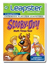 Leapfrog Leapster Learning Game: Scooby - Doo, Math Times Two
