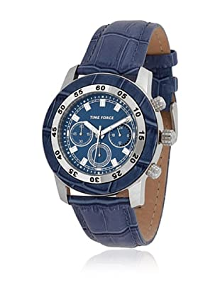 TIME FORCE Reloj 83062 Azul