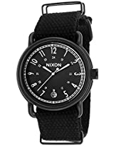 Men'S Axe Black Nylon And Dial (A3221148-00)