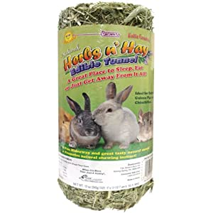F.M. Brown's Herbs n' Hay GIANT 12-Inch Edible Tunnel
