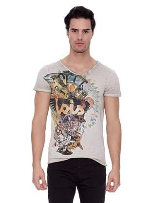 Lois Camiseta Loick (Beige)