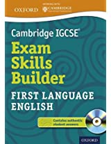 Cambridge IGCSE Exam Skills Builder First Language English: Unique Skills Development for Exceptional Exam Results