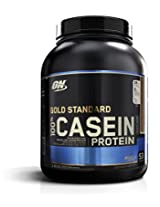 Optimum Nutrition 100% Casein Protein, Chocolate Supreme 4 lbs (1.82 kg)