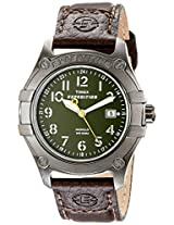 Timex Expedition Analog Green Dial Men's Watch - T498046S