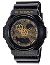Casio G-Shock Analog-Digital Gold Dial Men's Watch - GA-300A-1ADR (G438)