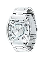 Morellato Analog Silver Dial Women's Watch - SO21A002