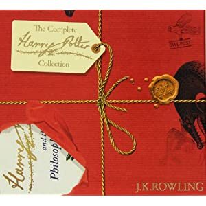 Harry Potter (Books 1-7, Signature Edition)