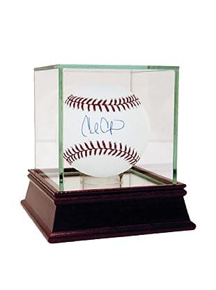 Steiner Sports Memorabilia Carl Crawford MLB Baseball