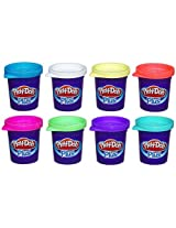Play Doh Plus Color Set (8 Pack)