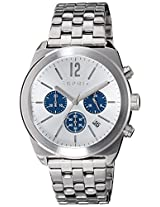 Esprit Analog White Dial Men's Watch - ES107571006
