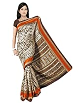 Kothari Saree (KT0104MB _Beige Orange)