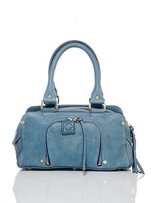 Gherardini Borsa Quail azzurro
