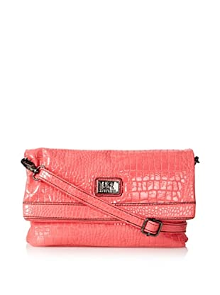 Kenneth Cole Reaction Women's Mercer Cross-Body, Coral