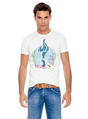 Pepe Jeans T-Shirt Lewis (Creme)