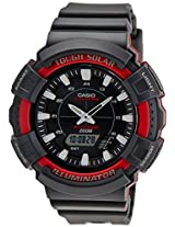 Casio Youth Series Analog-Digital Black Dial Unisex Watch - AD-S800WH-4AVDF (AD189)