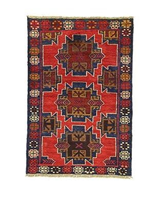 Eden Teppich Beluc mehrfarbig 89 x 130 cm
