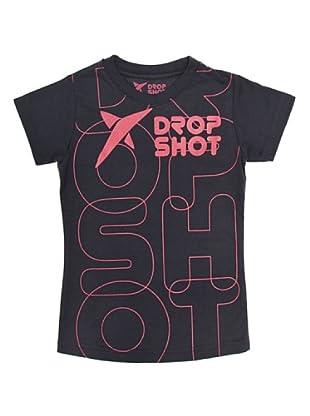 Drop Shot Camiseta Sport (gris oscuro)