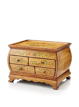 Castilian Box (Golden Oak)
