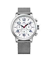 Tommy Hilfiger Analog Display White Dial Men's Watch - TH1791233J