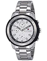 Tommy Hilfiger Chronograph White Dial Men's Watch - TH1791191J