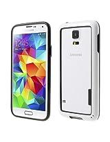 Callmate Bumper For Samsung Galaxy S5/i9600 - White (BS5WH)