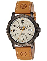 Timex Analog Beige Dial Men's Watch - TWSA081006S