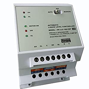 Automatic Water Level Controller,Water Level Sensors (For Single Ph. Submersibles Operated by starters)