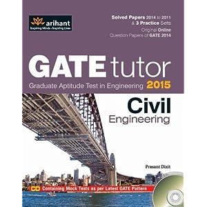 GATE Tutor 2015: Civil Engineering (Old Edition)