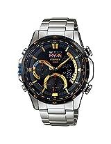 Casio Edifice Chronograph Black Dial Men's Watch - ERA-300RB-1AVDF(EX216)