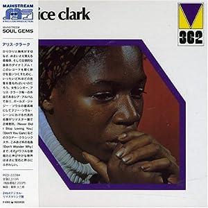 Alice Clark『Alice Clark』