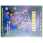 CHEMISTRY TEXT BOOK FOR 1st PUC