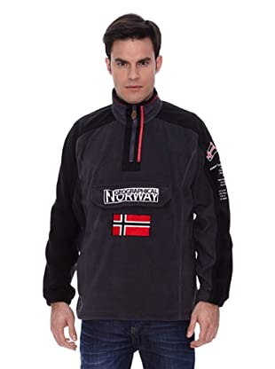 Geographical Norway Forro Polar Tim (Gris / Negro)