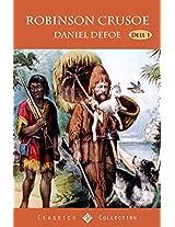 Robinson Crusoe, Eerste Deel (Geïllustreerd) (Dutch Edition)