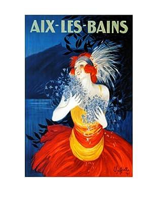 Aix les Bains Giclée Canvas Print