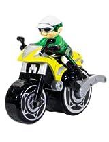 Kid Galaxy My 1st RC Big Wheelie Cycle Speedster