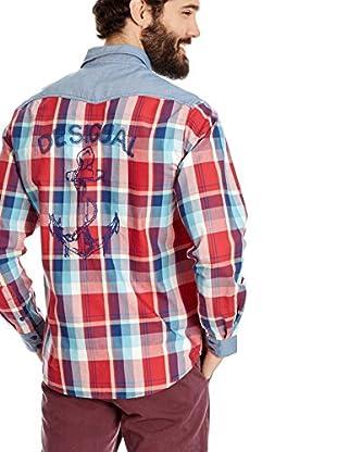 Desigual Camisa Hombre Ranacopy Rep