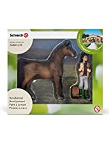 Schleich Horse and Vet Set