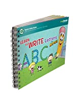 Leapfrog Leapreader Deluxe Writing Workbook Learn to Write Letters with Mr. Pencil