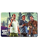 IBT Grand_theft_auto_5 Standard Size Mouse Pad