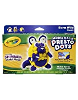 Crayola Model Magic Presto Dots makes Kangaroo, Penguin or Platypus