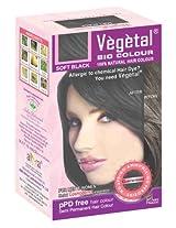 Vegetal bio colour - Soft Black 50 gm x 3
