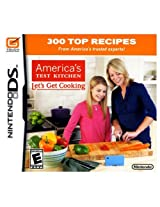 America's Test Kitchen: Let's Get Cooking for Nintendo DS