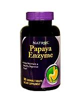 Natrol Papaya Enzyme 100 Chewable Tablet