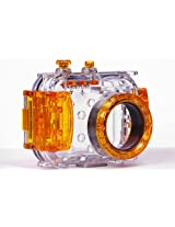 Seashell SS-1 Waterproof Universal Camera Housing - Depth Rated 40 mts / 110 feet, Yellow