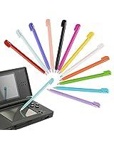 EforCity Nintendo DS Lite Plastic Stylus - 12pack (Nintendo DS)