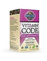 Garden of Life Vitamin Code Raw Antioxidants, 30 Capsules