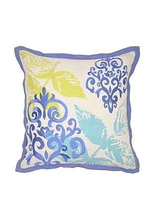 Villa Home Palmetto Pillow, Multi