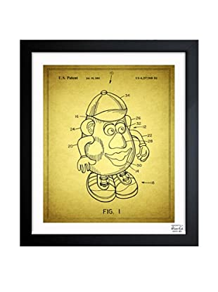 Oliver Gal Mr Potato, 2001 Framed Art Print