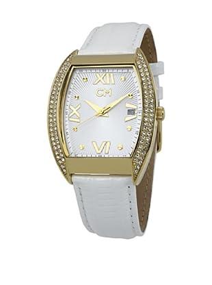 Carlo Monti Damen Armbanduhr XS Brescia Analog Quarz Leder CM508 286